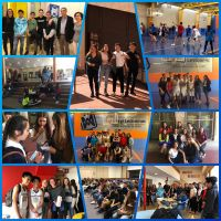 Ens visiten els estudiants de l'escola Saint Jeanne de Lestonnac School of California
